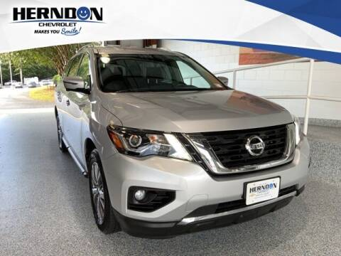 2020 Nissan Pathfinder for sale at Herndon Chevrolet in Lexington SC