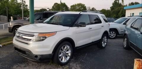 2012 Ford Explorer for sale at Lexington Auto Store in Lexington KY