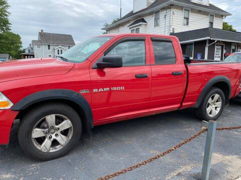 2012 RAM Ram Pickup 1500 for sale at E & A Auto Sales in Warren OH