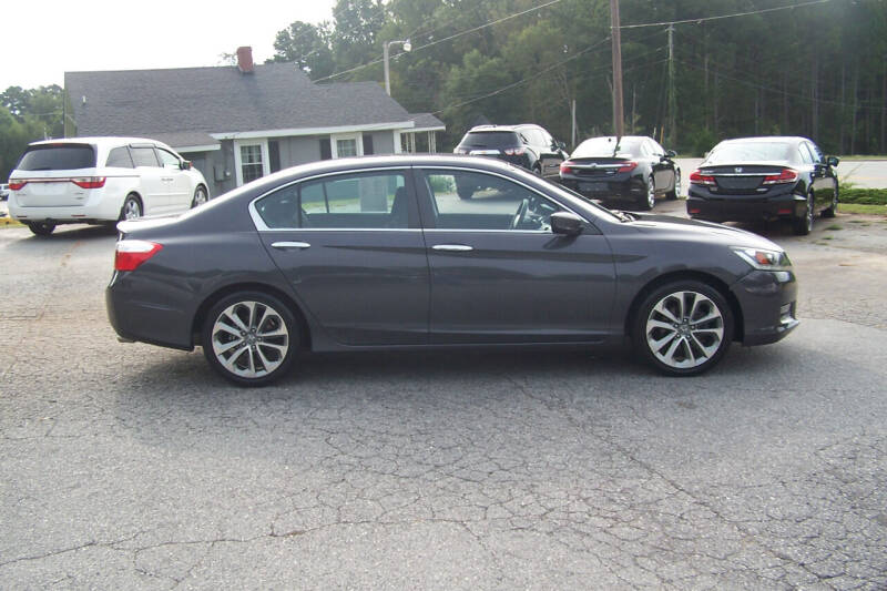 2014 Honda Accord Sport 4dr Sedan CVT - Union SC