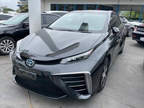 2017 Toyota Mirai for sale at CAR CITY SALES in La Crescenta CA