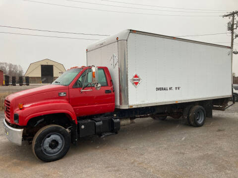 1998 Chevrolet C6500 for sale at Ogden Auto Sales LLC in Spencerport NY