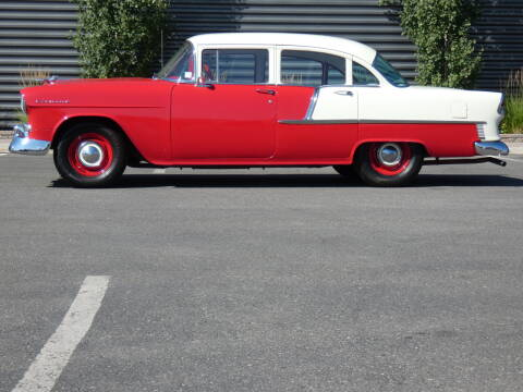 1955 Chevrolet 210 for sale at Sun Valley Auto Sales in Hailey ID