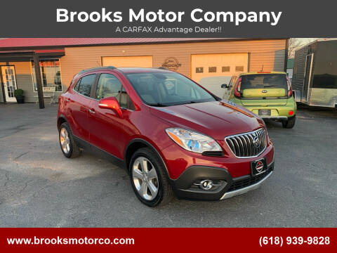 2015 Buick Encore for sale at Brooks Motor Company in Columbia IL