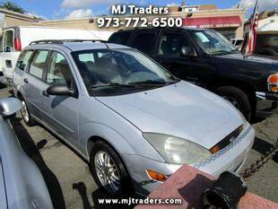 2003 Ford Focus for sale at M J Traders Ltd. in Garfield NJ