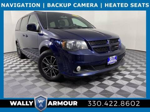 2017 Dodge Grand Caravan for sale at Wally Armour Chrysler Dodge Jeep Ram in Alliance OH