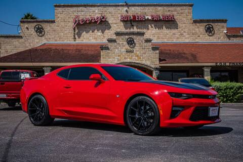 2017 Chevrolet Camaro for sale at Jerrys Auto Sales in San Benito TX