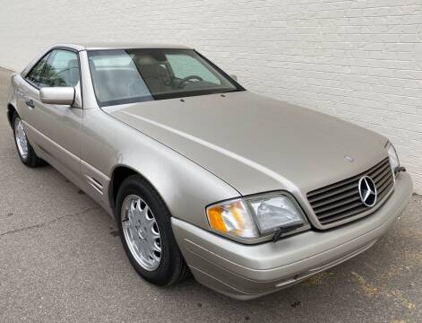 1997 Mercedes-Benz SL-Class for sale at Best Value Auto Sales in Hutchinson KS