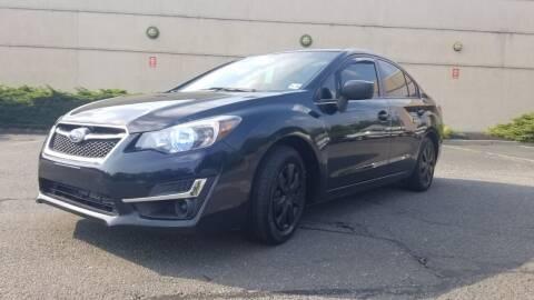 2015 Subaru Impreza for sale at Ultimate Motors in Port Monmouth NJ
