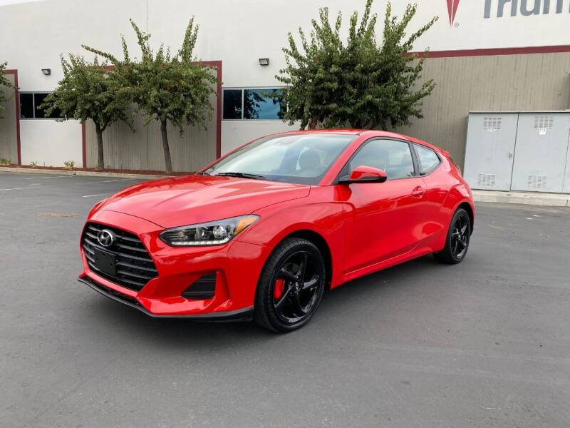 2019 Hyundai Veloster for sale at Ideal Autosales in El Cajon CA