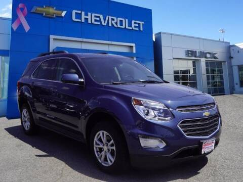 2017 Chevrolet Equinox for sale at Bellavia Motors Chevrolet Buick in East Rutherford NJ
