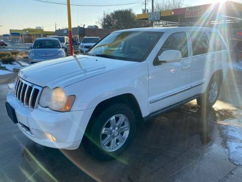 2008 Jeep Grand Cherokee for sale at Cash Car Outlet in Mckinney TX