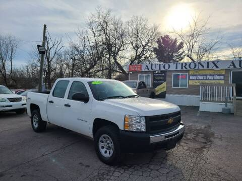 2013 Chevrolet Silverado 1500 for sale at Auto Tronix in Lexington KY