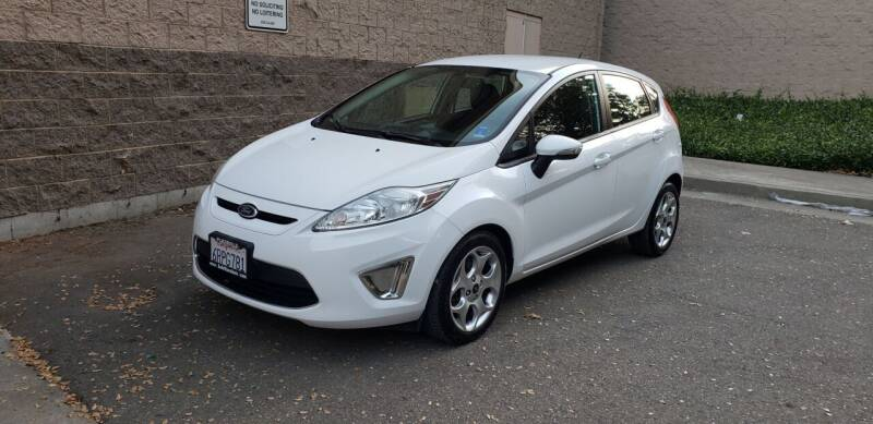 2011 Ford Fiesta for sale at SafeMaxx Auto Sales in Placerville CA