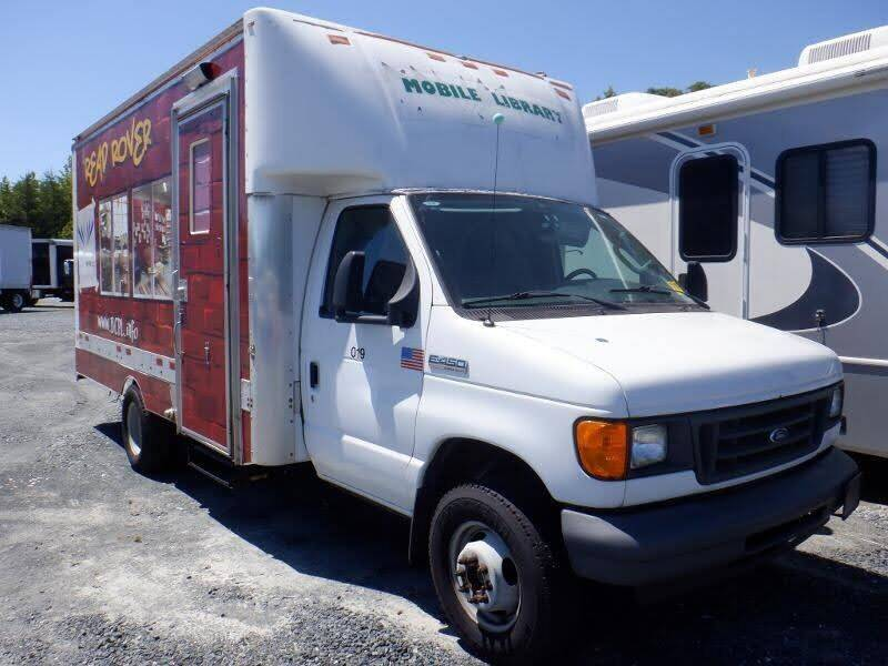 2007 Ford E-Series Chassis for sale at Re-Fleet llc in Towaco NJ