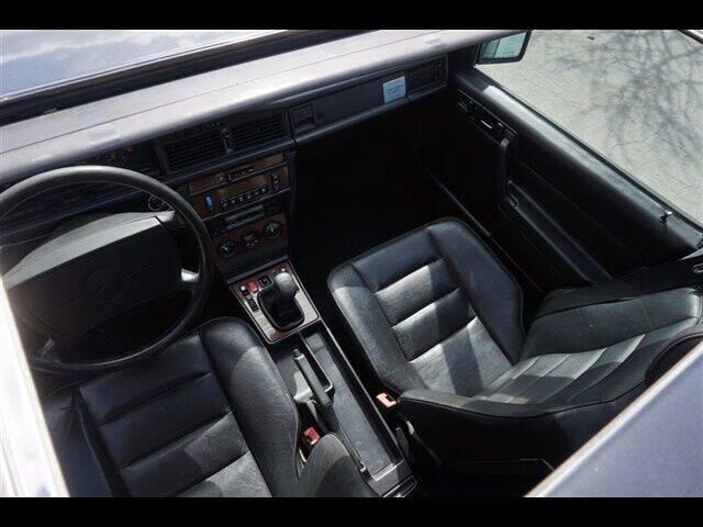 1987 Mercedes-Benz 190-Class 190 E 2.3-16 4dr Sedan - Fremont CA