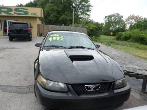 2003 Ford Mustang for sale at Credit Cars of NWA in Bentonville AR