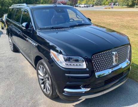 2020 Lincoln Navigator L for sale at R & R Motors in Queensbury NY