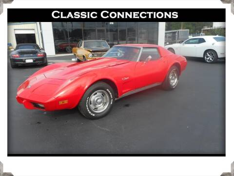 1976 Chevrolet Corvette for sale at Classic Connections in Greenville NC