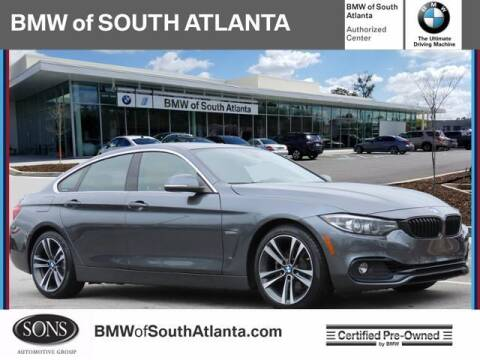 2020 BMW 4 Series for sale at Carol Benner @ BMW of South Atlanta in Union City GA