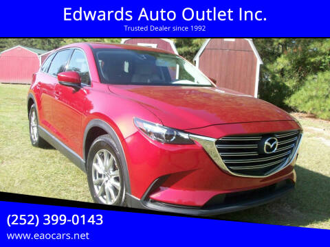 2016 Mazda CX-9 for sale at Edwards Auto Outlet Inc. in Wilson NC