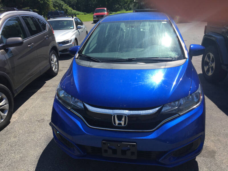 2019 Honda Fit for sale at Karlins Auto Sales LLC in Saratoga Springs NY