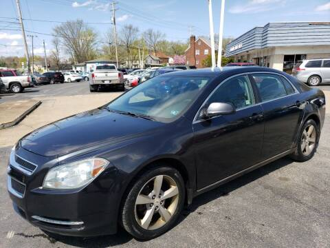 2011 Chevrolet Malibu for sale at COLONIAL AUTO SALES in North Lima OH