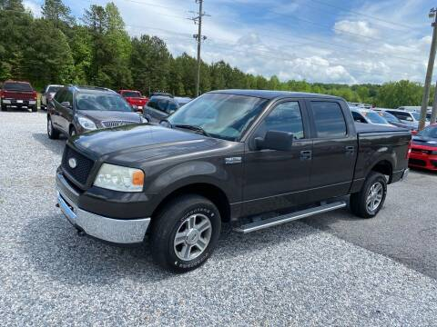 2006 Ford F-150 for sale at Billy Ballew Motorsports in Dawsonville GA