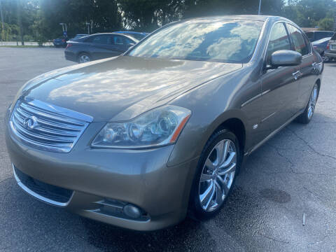 2007 Infiniti M35 for sale at Capital City Imports in Tallahassee FL