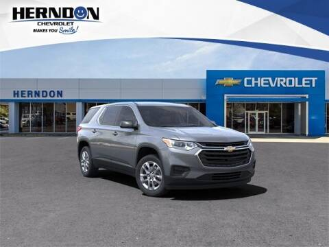 2021 Chevrolet Traverse for sale at Herndon Chevrolet in Lexington SC