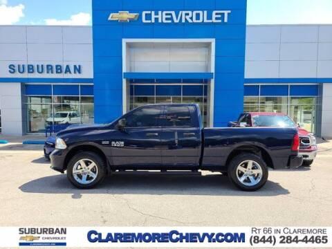 2014 RAM Ram Pickup 1500 for sale at Suburban Chevrolet in Claremore OK