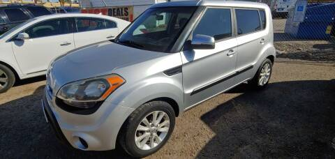 2012 Kia Soul for sale at ACE AUTO SALES in Lake Havasu City AZ