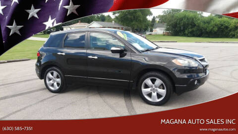 2008 Acura RDX for sale at Magana Auto Sales Inc in Aurora IL
