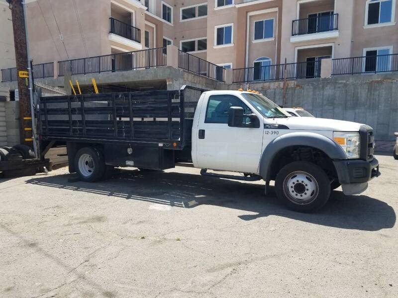 2012 Ford F-450 Super Duty for sale at Vehicle Center in Rosemead CA