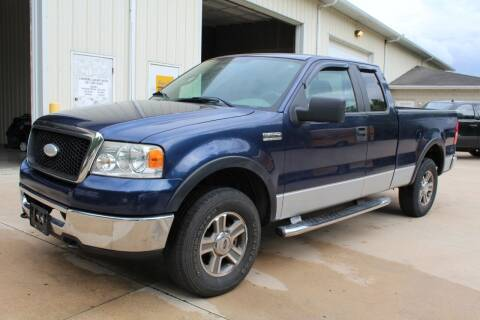 2007 Ford F-150 for sale at CHIPPERS LUXURY AUTO, INC in Shorewood IL
