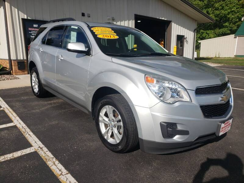 2013 Chevrolet Equinox for sale at Kubly's Automotive in Brodhead WI