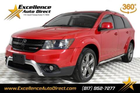 2017 Dodge Journey for sale at Excellence Auto Direct in Euless TX