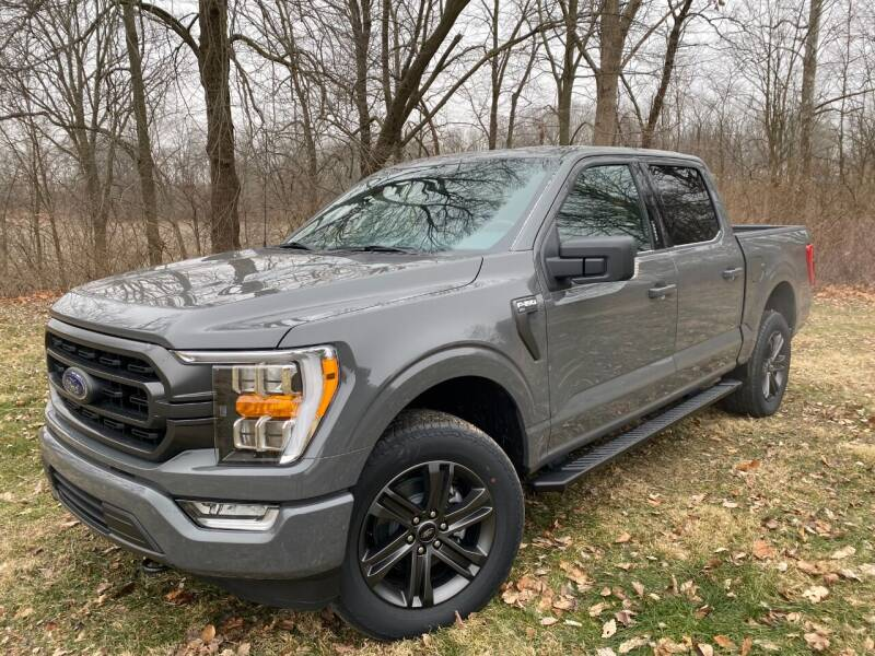 2021 Ford F-150 for sale at Kenny Vice Ford Sales Inc - New Inventory in Ladoga IN