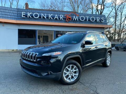 2016 Jeep Cherokee for sale at Ekonkar Motors in Scotch Plains NJ