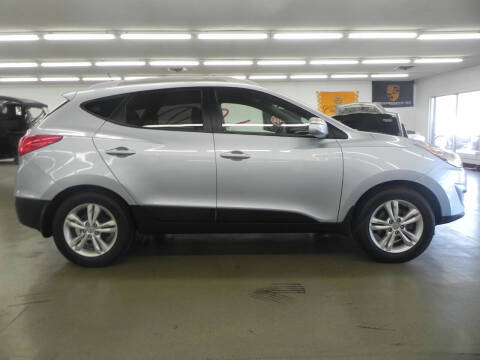 2012 Hyundai Tucson for sale at Car Now in Mount Zion IL