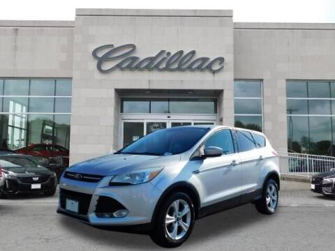 2014 Ford Escape for sale at Radley Cadillac in Fredericksburg VA
