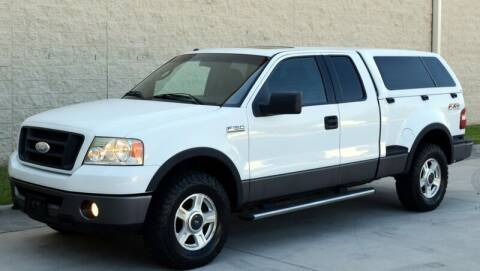 2006 Ford F-150 for sale at Raleigh Auto Inc. in Raleigh NC