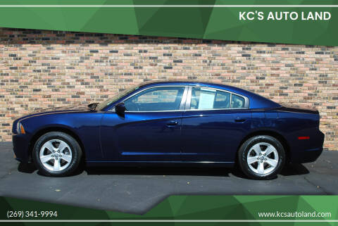 2014 Dodge Charger for sale at KC'S Auto Land in Kalamazoo MI