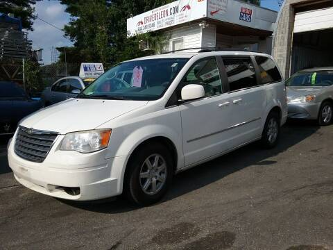2010 Chrysler Town and Country for sale at Drive Deleon in Yonkers NY