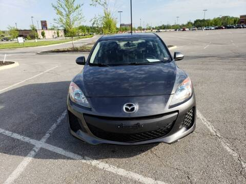 2012 Mazda MAZDA3 for sale at Auto Hub in Grandview MO