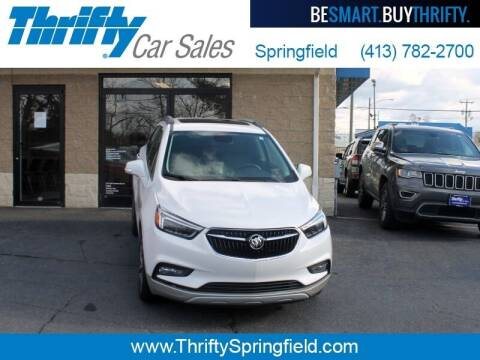 2017 Buick Encore for sale at Thrifty Car Sales Springfield in Springfield MA