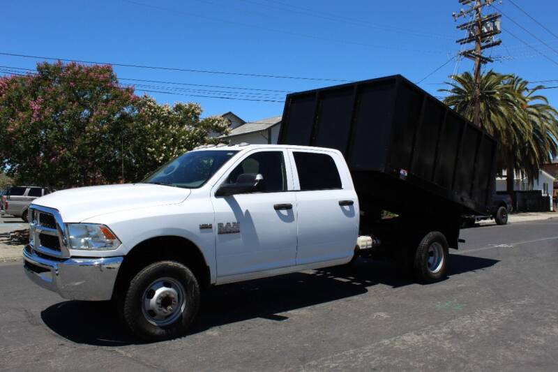 2017 RAM Ram Chassis 3500 for sale at CA Lease Returns in Livermore CA