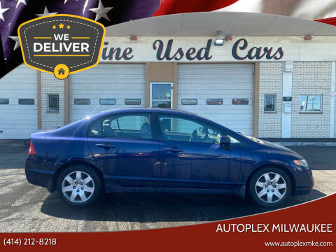 2007 Honda Civic for sale at Autoplex 3 in Milwaukee WI