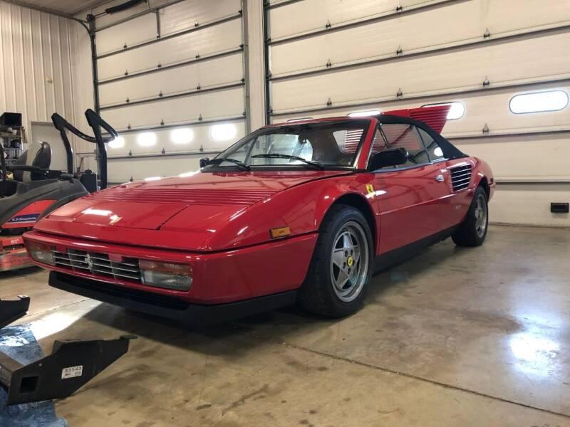 1988 Ferrari 3.2 Mondial Cabriolet for sale at Gary Miller's Classic Auto in El Paso IL