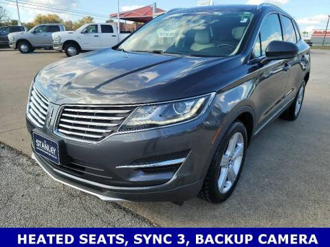 2017 Lincoln MKC for sale at Stanley Ford Gilmer in Gilmer TX